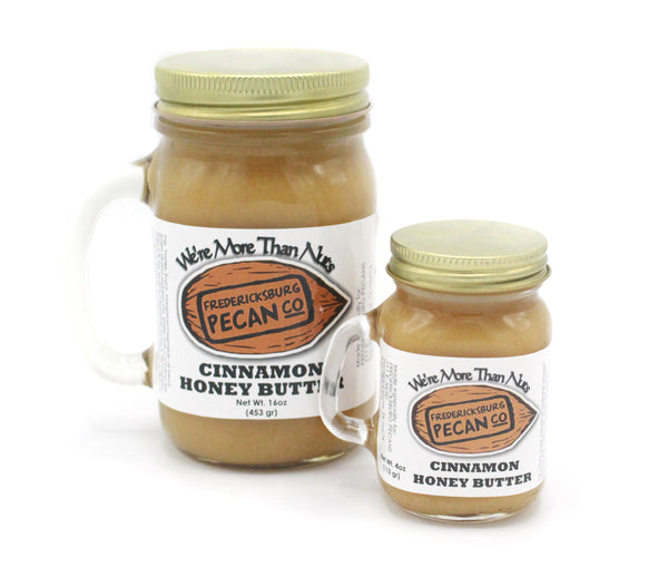Cinnamon Pecan Honey Butter