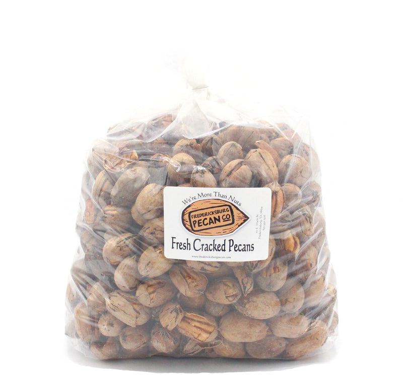 Texas Cracked Pecans