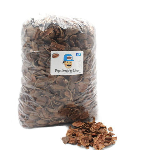 Pop's Smokin' Chips Pecan Shells