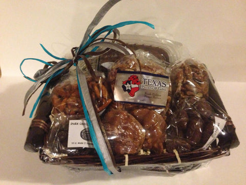 Salty & Sweet Texas Treats Basket--Out of stock