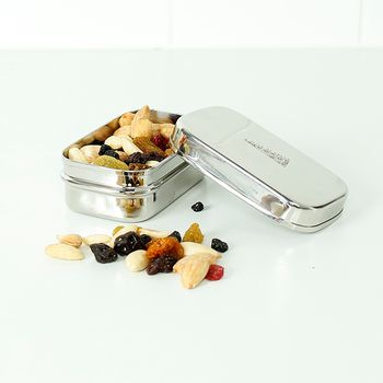 Mini Stainless Steel Container