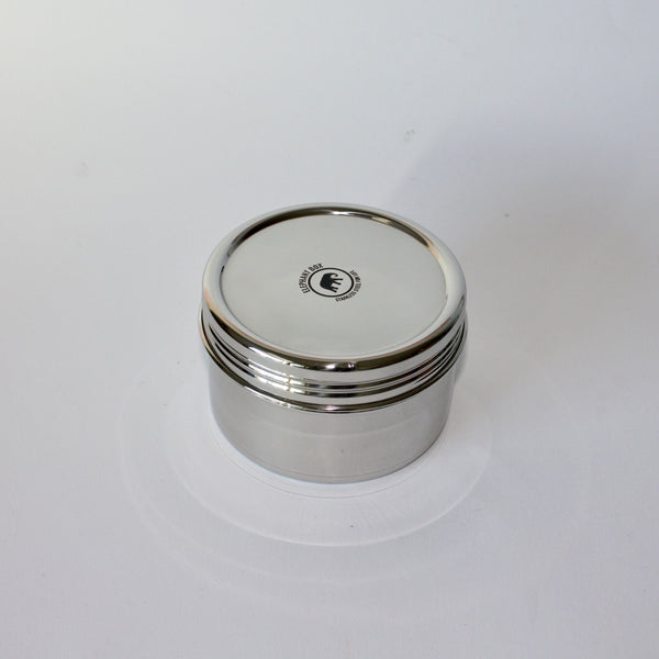 Stainless Steel Twist Canister