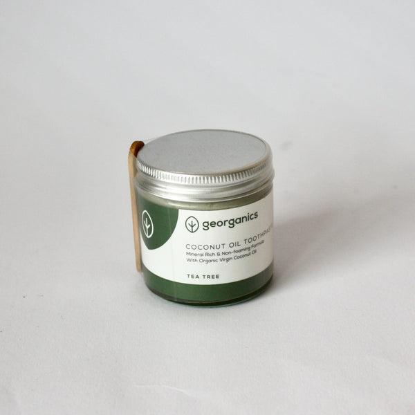 Coconut Toothpaste - Tea Tree