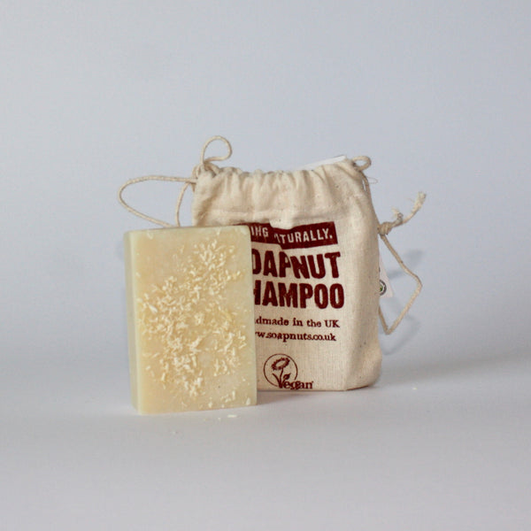 Coconutty Shampoo Bar