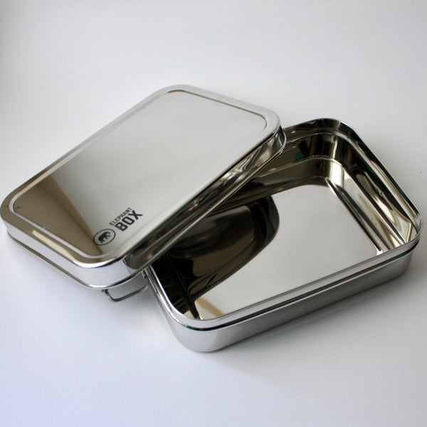 Stainless Steel Single Tier Lunch Box