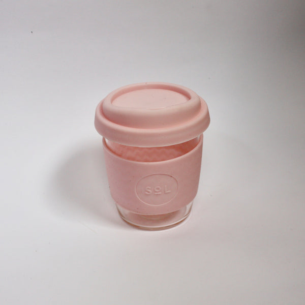 Glass Coffee Cup 8oz