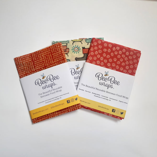 Beeswax Food Wraps - Medium