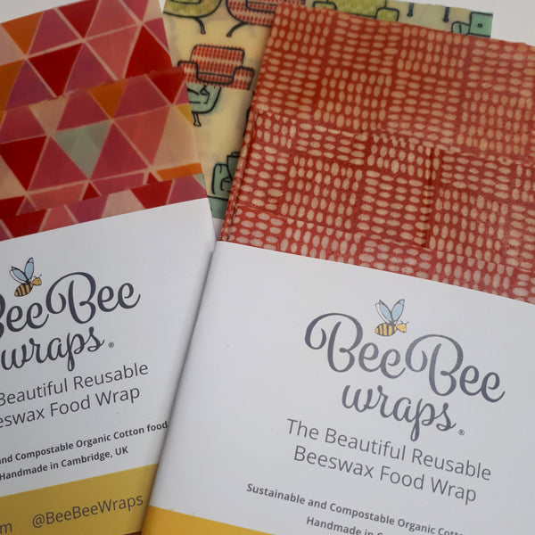 Beeswax Food Wraps - Mixed
