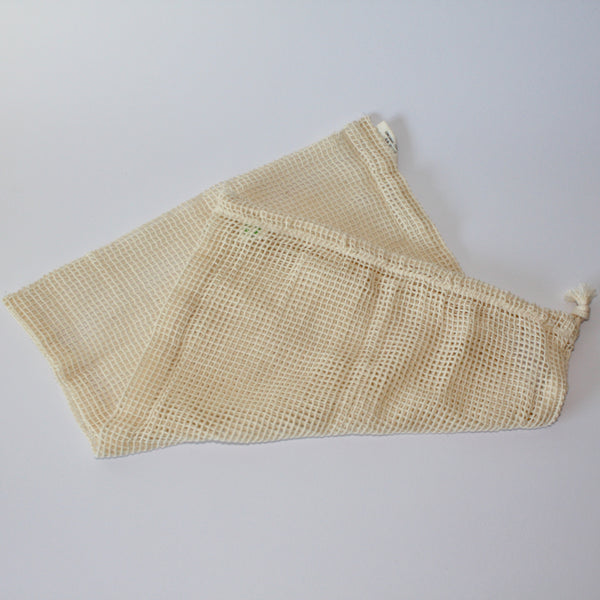 Organic Cotton Produce Net Bag