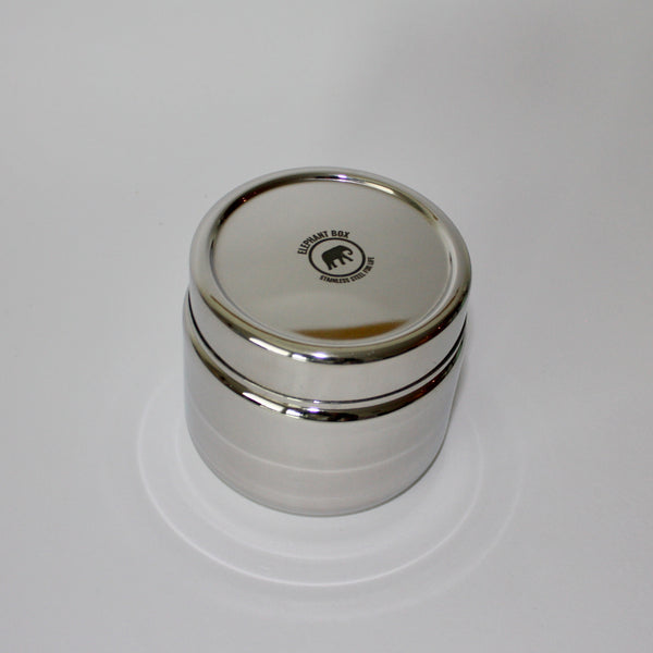Stainless Steel Airtight Canister