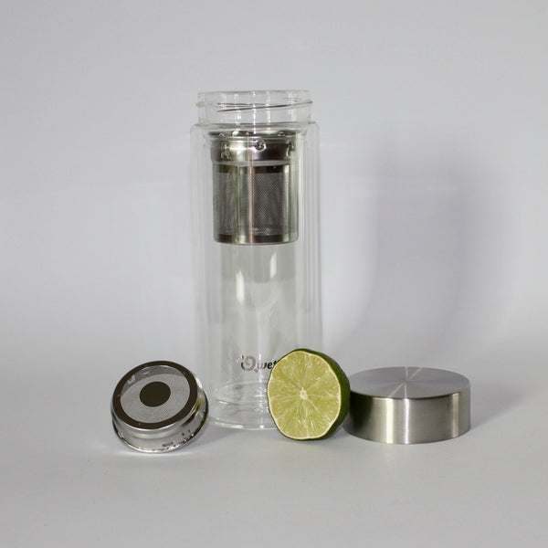 Glass Infuse Flask