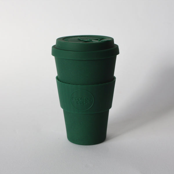 Bamboo Coffee Cup 14oz Green