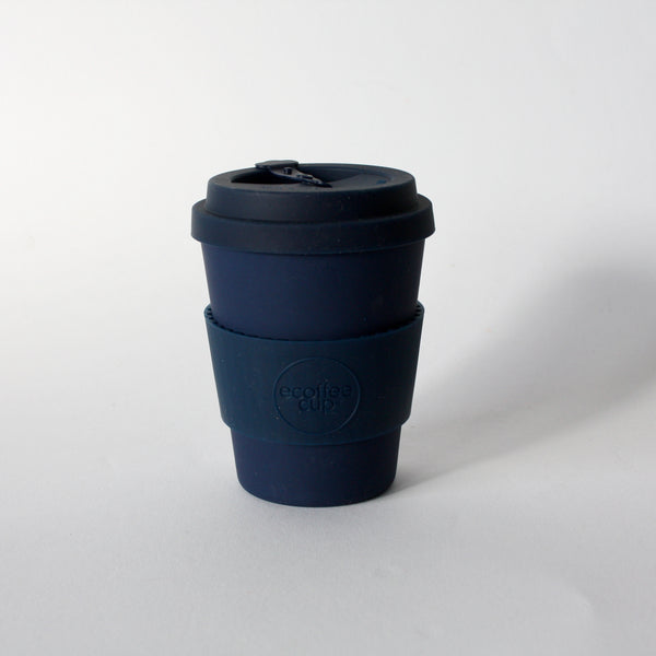 Bamboo Coffee Cup - 12oz Dark Blue