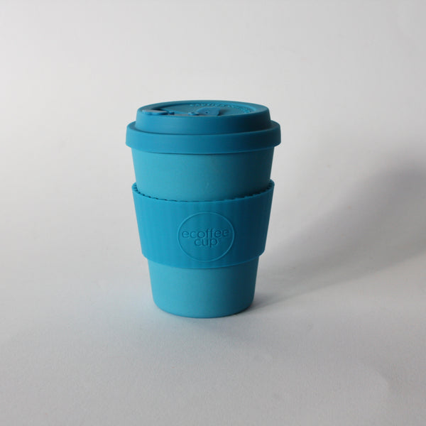Bamboo Coffee Cup -  12oz Light Blue