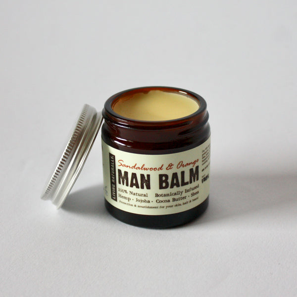 Man Balm - Sandalwood & Orange