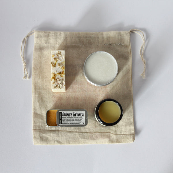 Zero Waste Beauty Set
