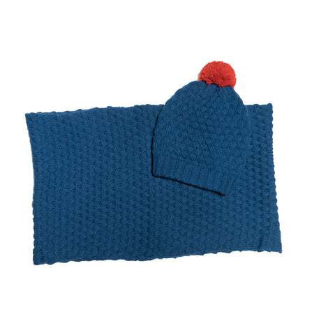KNITTED HAT AMAYA