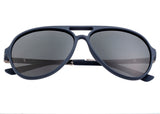 Simplify Spencer Polarized Sunglasses - Navy/Black SSU120-SL