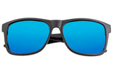 Sixty One Solaro Polarized Sunglasses - Black/Blue SIXS110BL