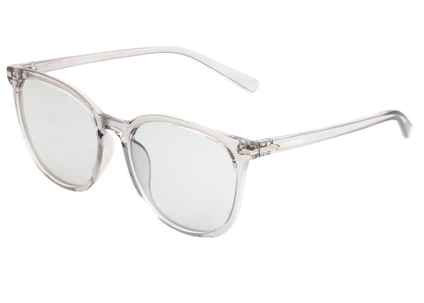 Bertha Piper Polarized Sunglasses - Clear/Clear BRSBR039GY