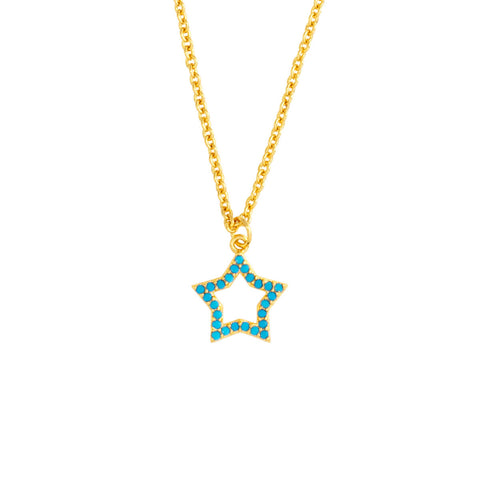 Elegant Confetti Venice Women Necklace - ECJ10553NO ECJ10553NO