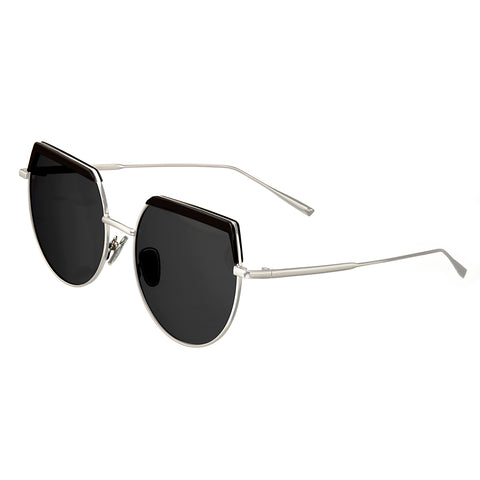 Bertha Callie Polarized Sunglasses - Black/Black BRSBR032GY