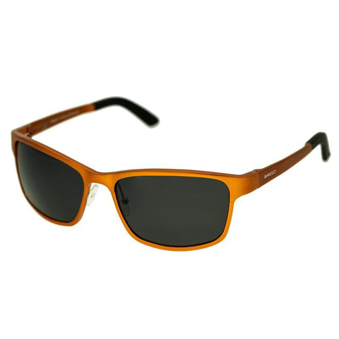 Breed Hydra Aluminium Polarized Sunglasses - Orange/Black BSG022OG