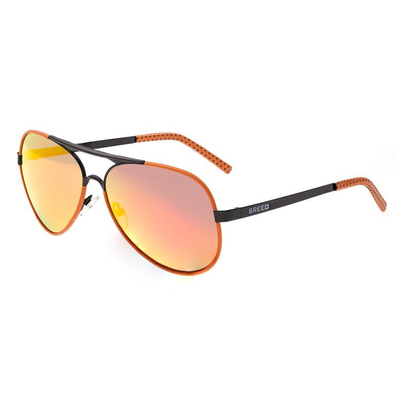 2f44d27f21e Breed Genesis Men s Sunglasses Black Frame Red-Yellow Lens BSG046BK – Unique  Sunglasses