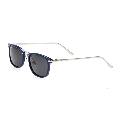 Simplify Foster Polarized Sunglasses - Blue/Black SSU107-BL