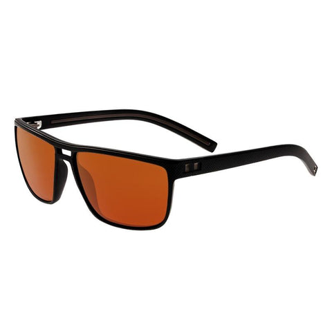 Simplify Winchester Polarized Sunglasses - Black/Brown SSU116-BK