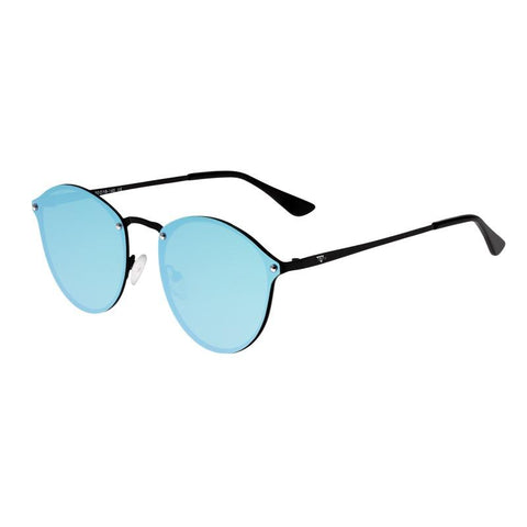 Sixty One Picchu Polarized Sunglasses - Black/Blue SIXS143BL