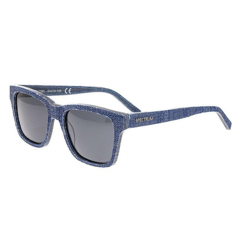 Spectrum Laguna Denim Polarized Sunglasses - Blue SSGS129BL