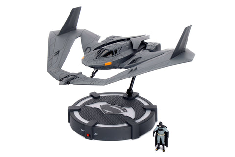 BvS: Dawn of Justice Batwing 1:32 Vehicle with Figure (colors may vary)