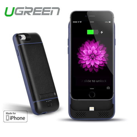 Ugreen Battery charger Case for iPhone 6 6s 3100mAh external Mobile Phone battery for iPhone 6 s charger case power bank