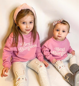 Best Bunnies Kids Pullover
