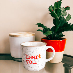 Heart You Ceramic Mug