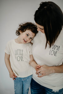 Mama Love Natural T-Shirt