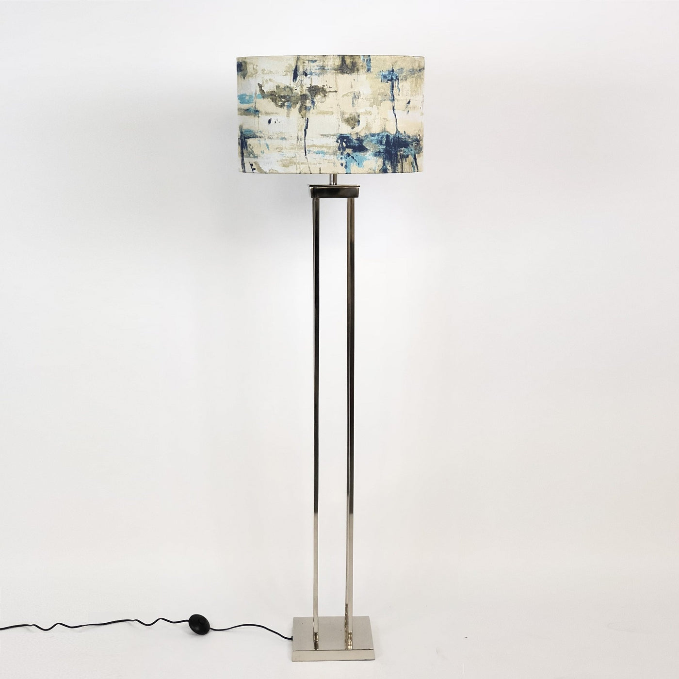 Pacific 4 Post Aluminium Floor Lamp