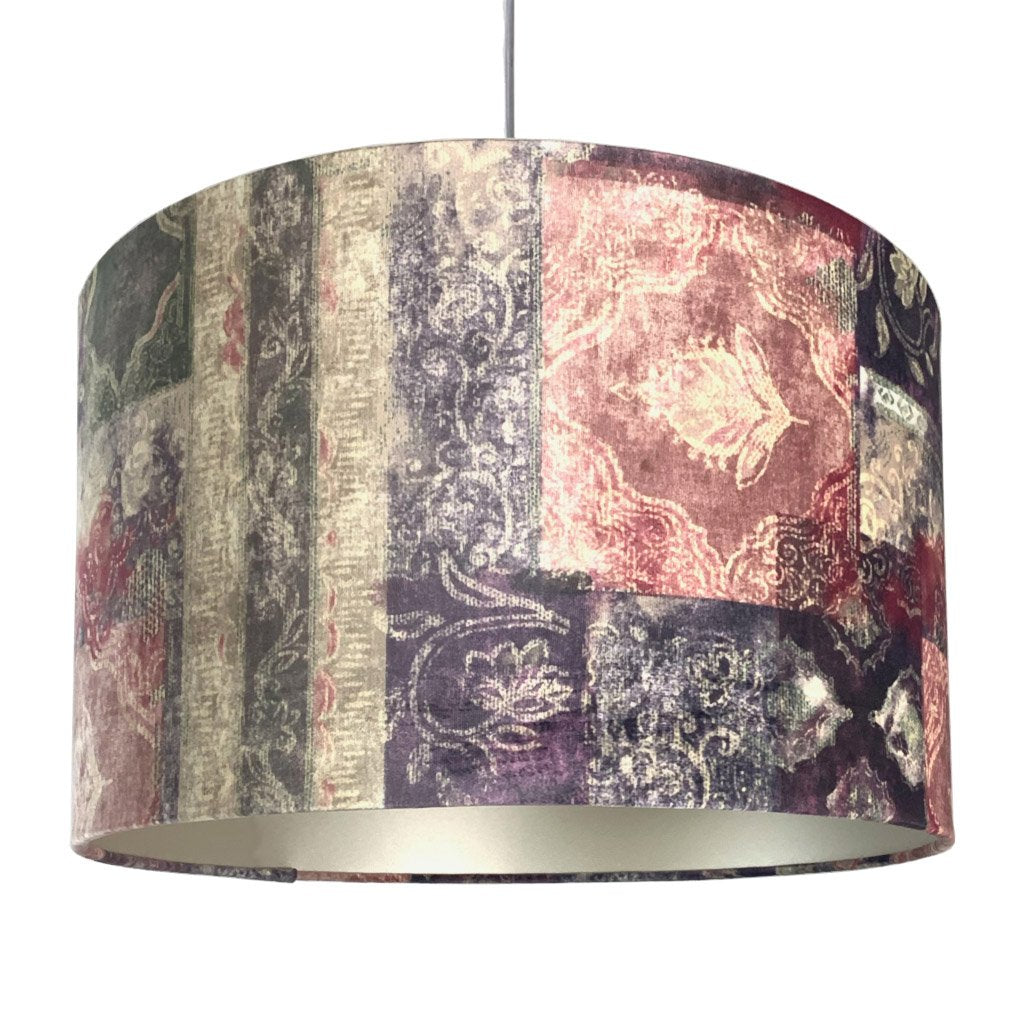Rocke Renoir Heather Drum Shade