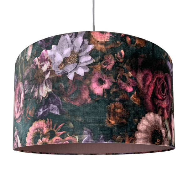 Rocke Monet Heather Drum Shade