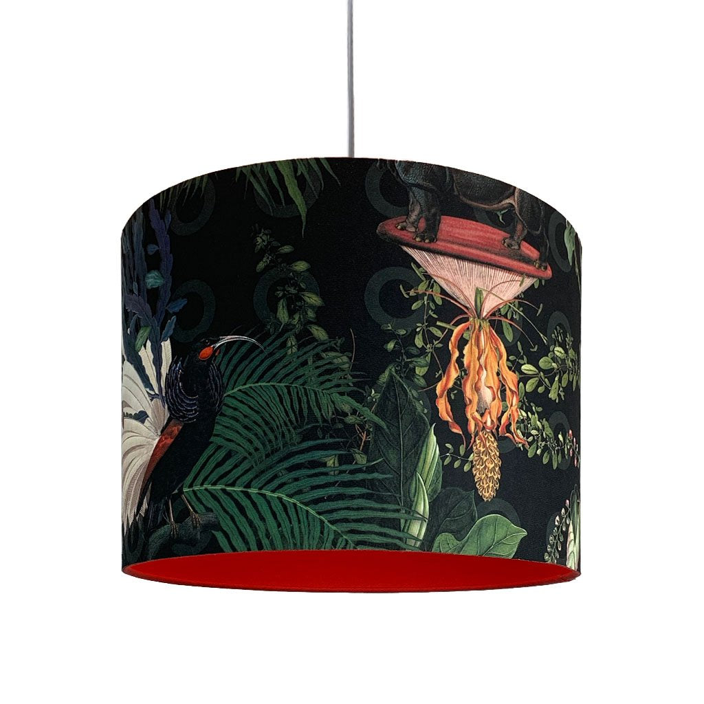 Rocke Moooi Menagerie of Extinct Animals Drum Shade