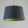 Rocke Wool Finish Tapered Drum Shade
