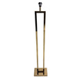 Fitzroy Lacquered Brass Floor Lamp