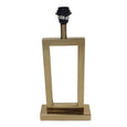 Fitzroy Lacquered Brass Table Lamp
