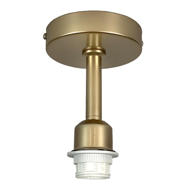 Pathos Champagne Gold Low Ceiling Rod