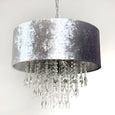 Elen Pendant with Gunmetal Shade