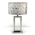 Fitzroy Chrome Table Lamp