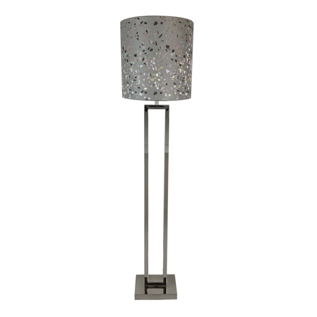 Fitzroy Chrome Floor Lamp