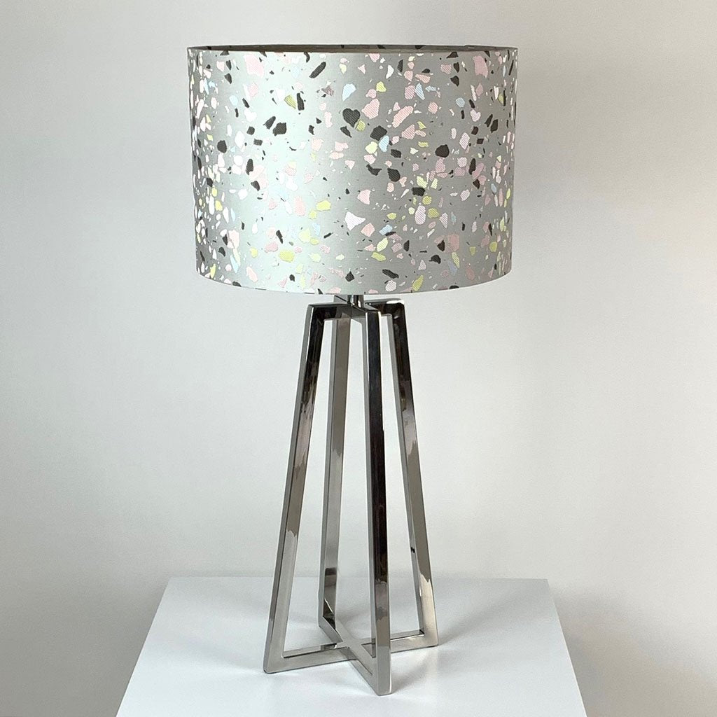 Madison Chrome Table Lamp