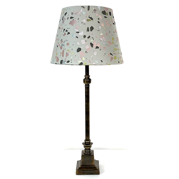 Empire Bronze Table Lamp